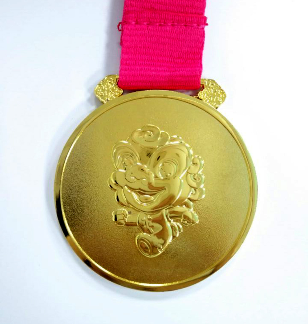 Hot Sell Custom Metal Medal