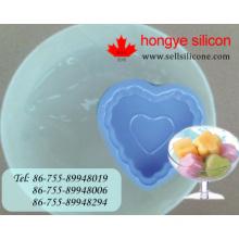Addition cure silicone rubber