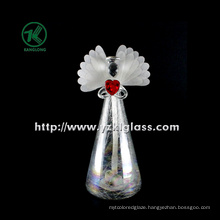 Holding Heart Glass Angle for Home Decoration by BV, SGS