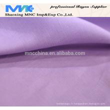 MM16085JD Tissu spandex poly rayonne de haute qualité