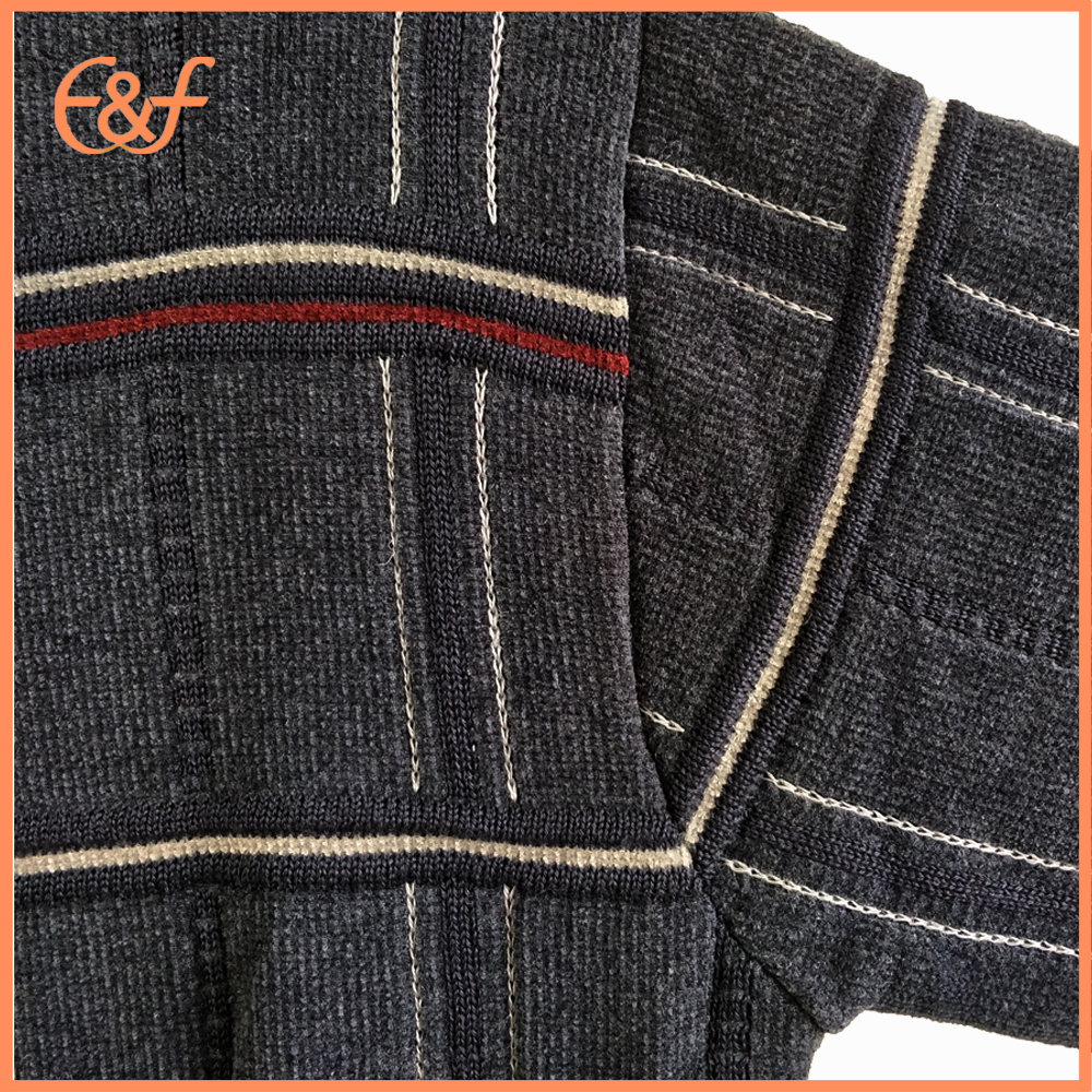 Men woolen sweater design