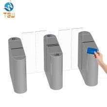 RFID Card Reader Security Turnstile Gate Sliding Turnstile