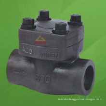 Compact Steel Swing Check Valve (GAH64H)