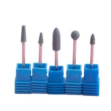 Available Electric Quartz Nail Drill Bit Polishing Grinding Head Files