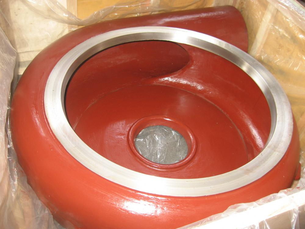 Heavy Duty Abrasive Slurry Pump Volute Liner