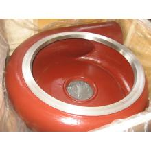 Professional Slurry Pump Casting Spares Parts