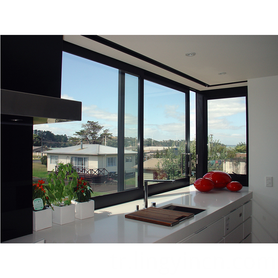 Aluminium Sliding Window001 8