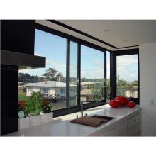 werkseitig hochwertiges Schiebefenster