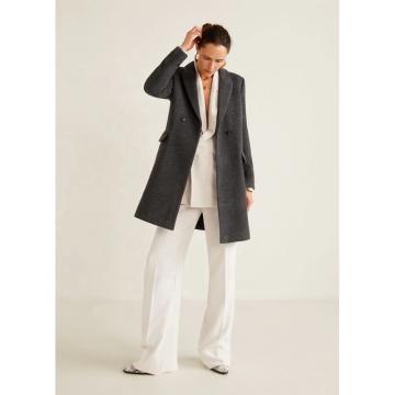 Woman Wool Coat Winter Jacket