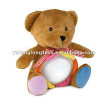 Plush night light in bear style