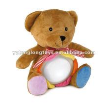 Плюшевый ночник в стиле медведя