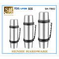 Thermomètres de voyage à vide en acier inoxydable à double paroi de 1000 ml (SH-TB02)