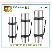 Top Hotsale Edelstahl Werbe-Vakuum-Thermos (SH-TB02)