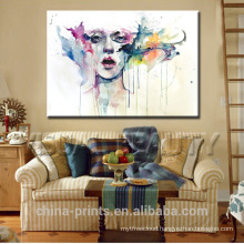 2014 New Design Watercolour Printing Art Painting