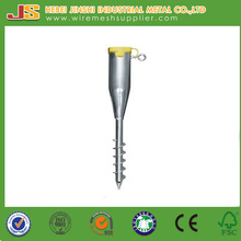 China Factory Ground Schraube Post Anchor, Earth Schraube Anker