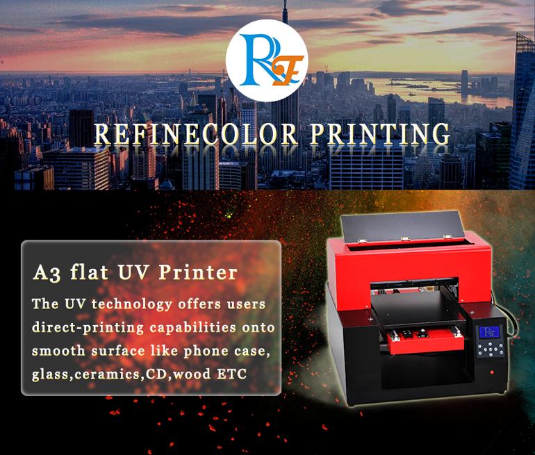 Digital Eva Foam Uv Printing Machine