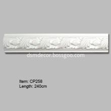 PU Foam decorative Panel Moulding