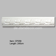 PU-Schaum dekorative Panel Moulding