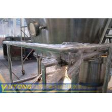 Secador de leito fluidizado de baixo custo e grânulos