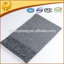 Custom Fashionable Design 100% Wool Scarf Manufacturer