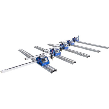 Plasma máquina de corte de aço