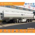 3 axles Oil transport semi trailer 45000L