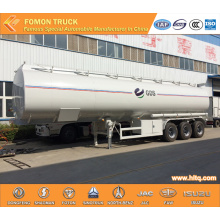 3 axles Oil transport semi trailer 45000L
