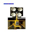 Proyecto de lámpara de 5,5 M, generador diésel, torre PLight