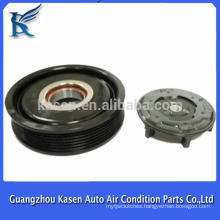 DENSO Auto AC Compressor clutch 6pk pulley 124mm