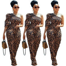 3-C6451 fall fashion women long sleeve jumpsuit sexy jumpsuit wome