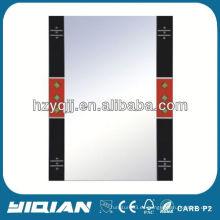 Diseño moderno popular Egipto Vestidor Espejo colgante de aluminio del cuarto de baño