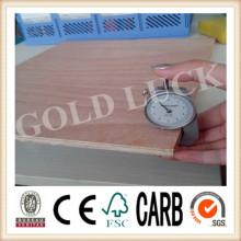 Pappel Core Bintangor Sperrholz für Verpackung oder für Möbel (QDGL140828)