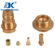 Mecanizado CNC de metal personalizado con dibujo