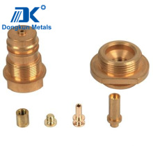 Usinage CNC en métal personnalisé avec tirage