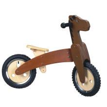"""Деревянный велосипед 12 """"Лошадь 2 / Верховая езда / Баланс Scooter / Детские игрушки / Велосипед"""