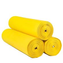 Custom eco-friendly high density Camo white/yellow acrylic double sided EVA roll