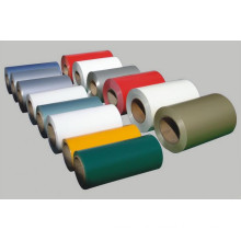 Cold Rolled Color Coated Steel Coil Manufacturer in China