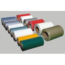 Frio laminado cor revestido de bobina de aço fabricante em China