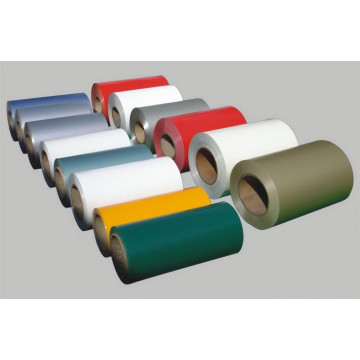 Farbe beschichtete Aluminiumspule für Vorhang Wandplatte