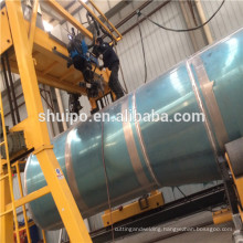 Automatic tank truck girth welding machine/automatic welding machine