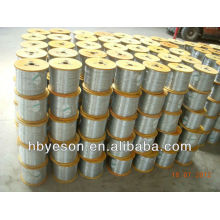 galvanized wire(established in 1997 factory)