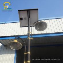 Nouveaux produits décoratifs extérieurs de jardin solaire