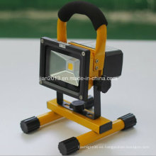 5W 12h 4400mAh LED Rechargealbe Floodlight