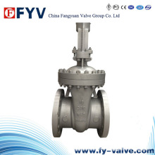 API 600 Wcb/Ss Wedge Gate Valve Manual