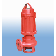Wq sentrifugal Submersible Sewage Pump air pompa listrik