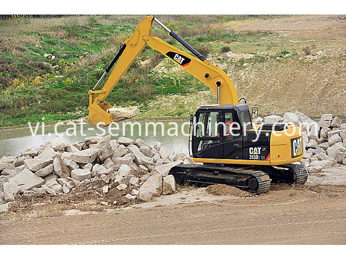 313D2 GC Hydraulic mini excavator