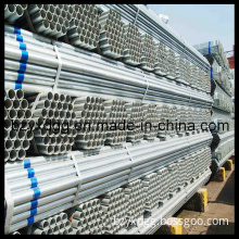 En39 ERW Hot Dipped Galvanized Steel Pipe (SGS)