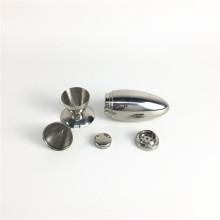 Stainless Steel Bar Tools Wine Shaker  Boston Shaker Engraved Cocktail Shaker