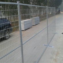 Perimeter Patrol Welded Wire Temporary Construction Fence