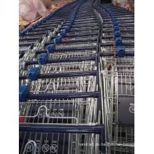 Plastikwagen Schließfach